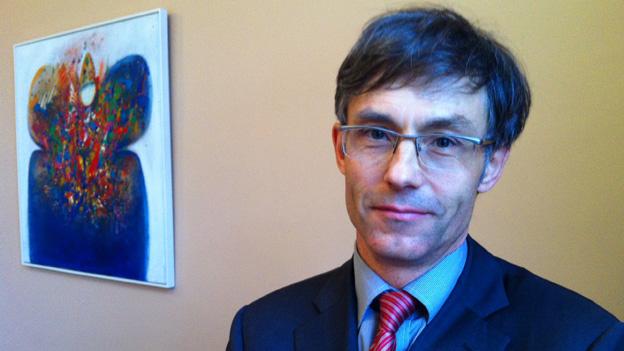 Karl Kobelt ist neuer Zuger Stadtrat.