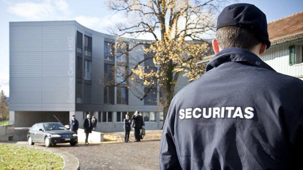 Private Sicherheitsleute sollen nicht mehr Kompetenzen erhalten