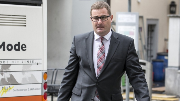 Der Urner Oberstaatsanwalt Thomas Imholz.