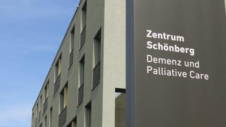 Das neue Demenzzentrum Schönberg in Bern.