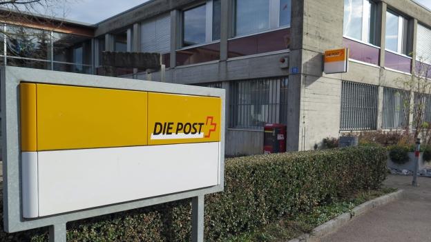 Poststelle in Erlen