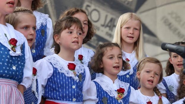 Nordostschweizerisches Jodlerfest Gossau