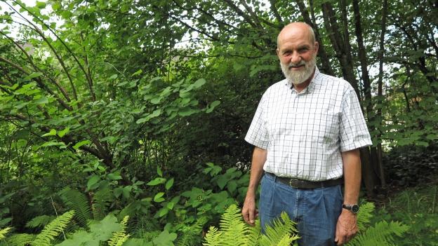 Klaus Robin, Wildtierbiologe