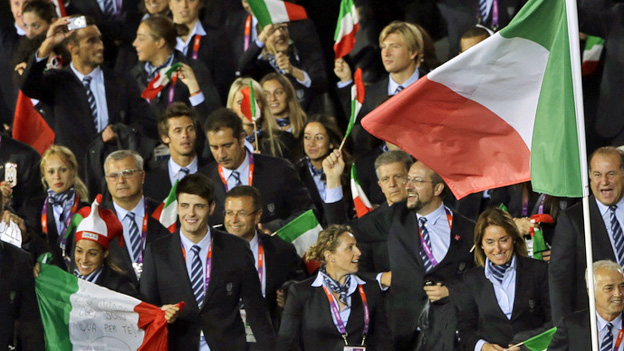 Italienisch soll den Zürcher Oberstufen-Schülerinnen auch als Sprache präsent sein.