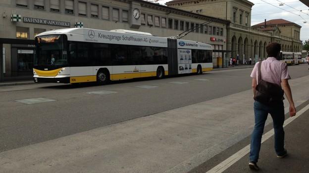 Busfahren soll Ende Jahr teurer werden.