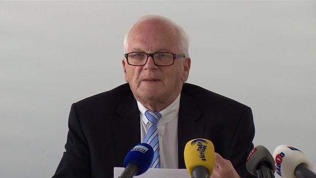 Walter Bosshard war während 13 Jahren Stiftungsratspräsident am See-Spital.