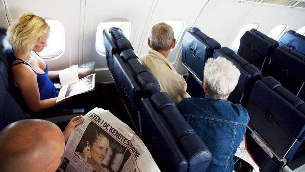 Ob man noch in ein Flugzeug steigen sollte, hängt von der Art und Schwere der Erkrankung ab.