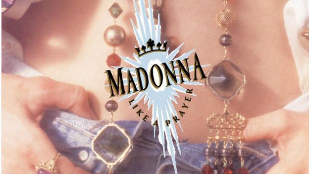 Madonnas Bauchnabel - Like A Prayer (1989)