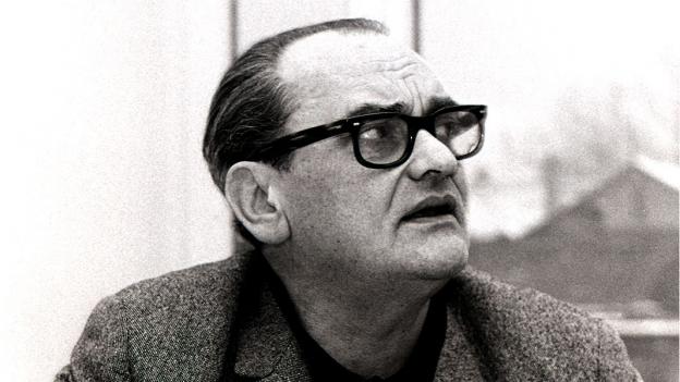 Porträt von Kurt Früh.