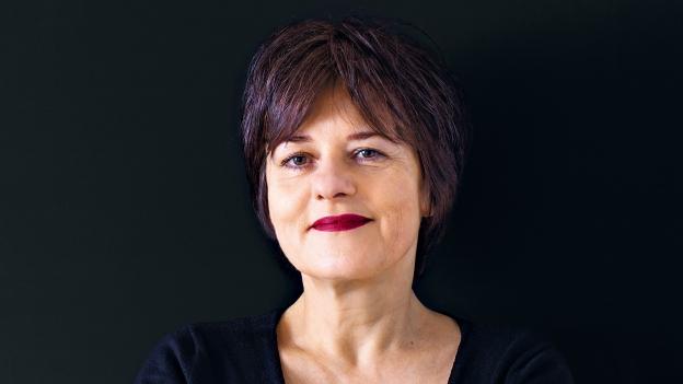 Portrait Pascale Kramer