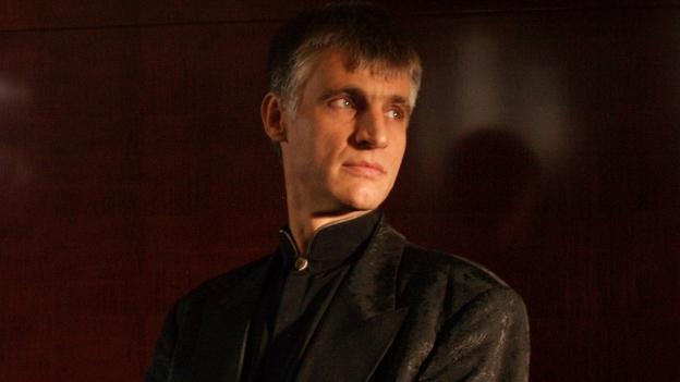 Ein Porträt von Daniel Schnyder.