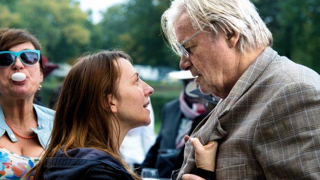 Katharina Schüttler und Peter Simonischek in «Die Welt der Wunderlichs»