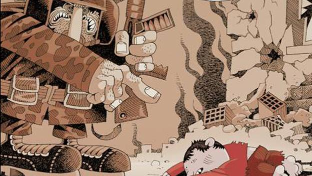 «Uykusuz» (zu Deutsch: schlaflos) ist das meistverkaufte Karikaturheft der Türkei.