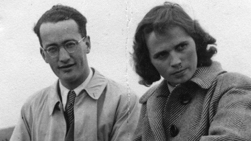 Alfred und Gisela Andersch