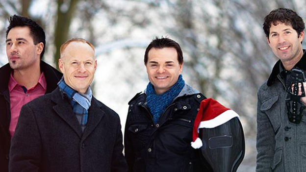 Die Band «The Piano Guys».