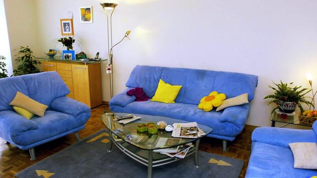 Das Schweizer Durchschnittswohnzimmer, 2005.