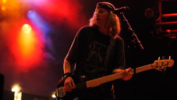Zu Gast im Rock Special: Chris von Rohr.