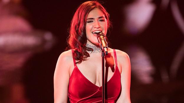 Miruna Manescu ist die Sängerin von Timebelle