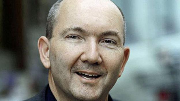 Alberto Achermann, Portraitbild.