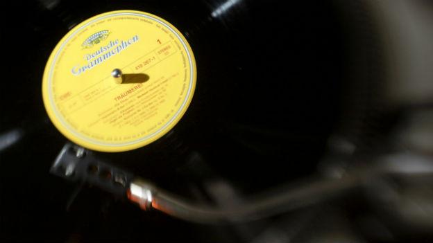 Lange vor der digitalen Musik