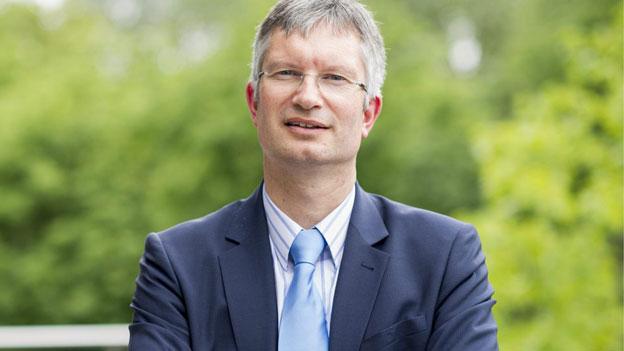 Roland Müller, Direktor des Schweizerischen Arbeitgeberverbandes.