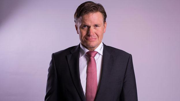 Urs Lehmann, Swiss Ski-Präsident.