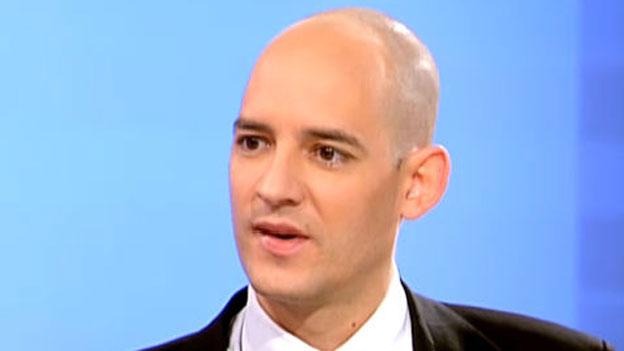 Politberater Louis Perron