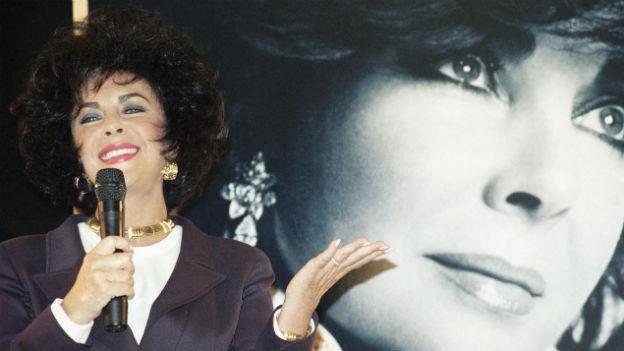 Schönste Frau aller Zeiten? Elizabeth Taylor.