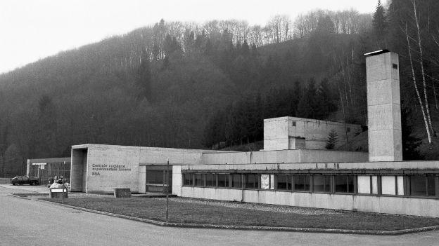 Kraftwerk Lucens, die Schweizer Atomkatastrophe.