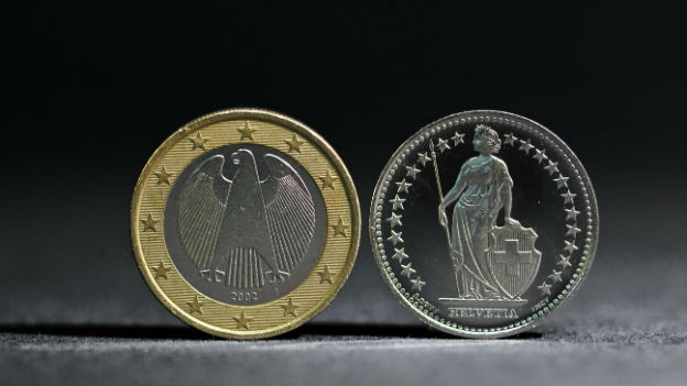 EZB-Entscheid wirkt sich auf SNB aus.