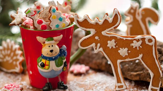 Köstliche Weihnachtszeit.