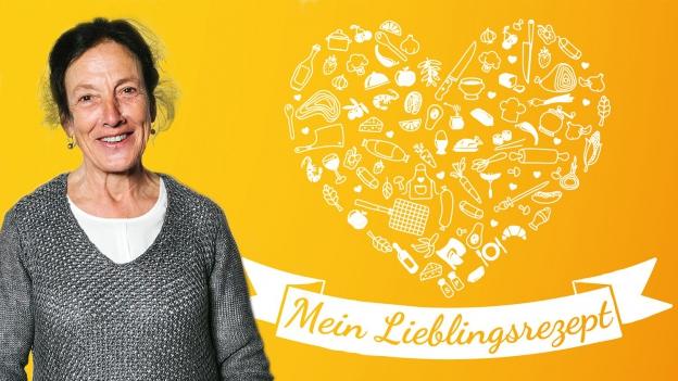 Marie-Therese Zgraggen präsentiert ihr Lieblingsrezept: Speck mit Gummel.