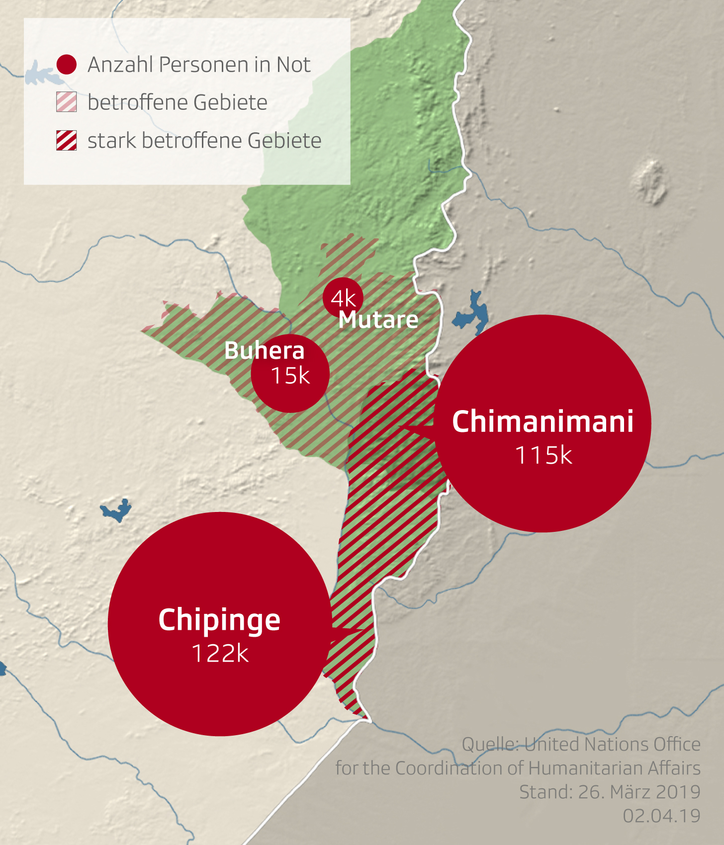 Simbabwe_Ueberschwemmungskarte