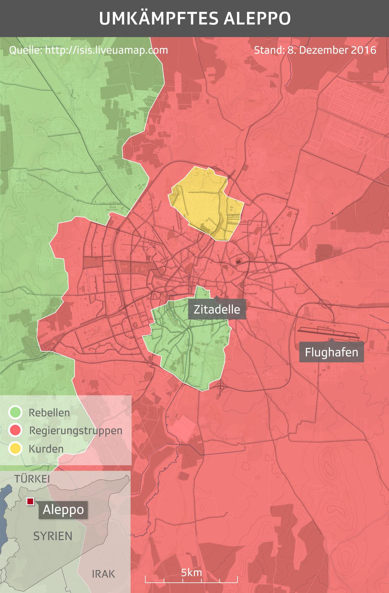 Grafik Aleppo