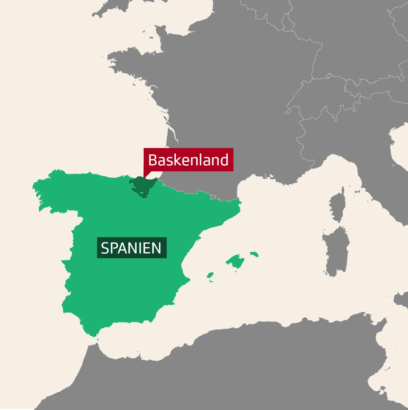 Separatisten Baskenland