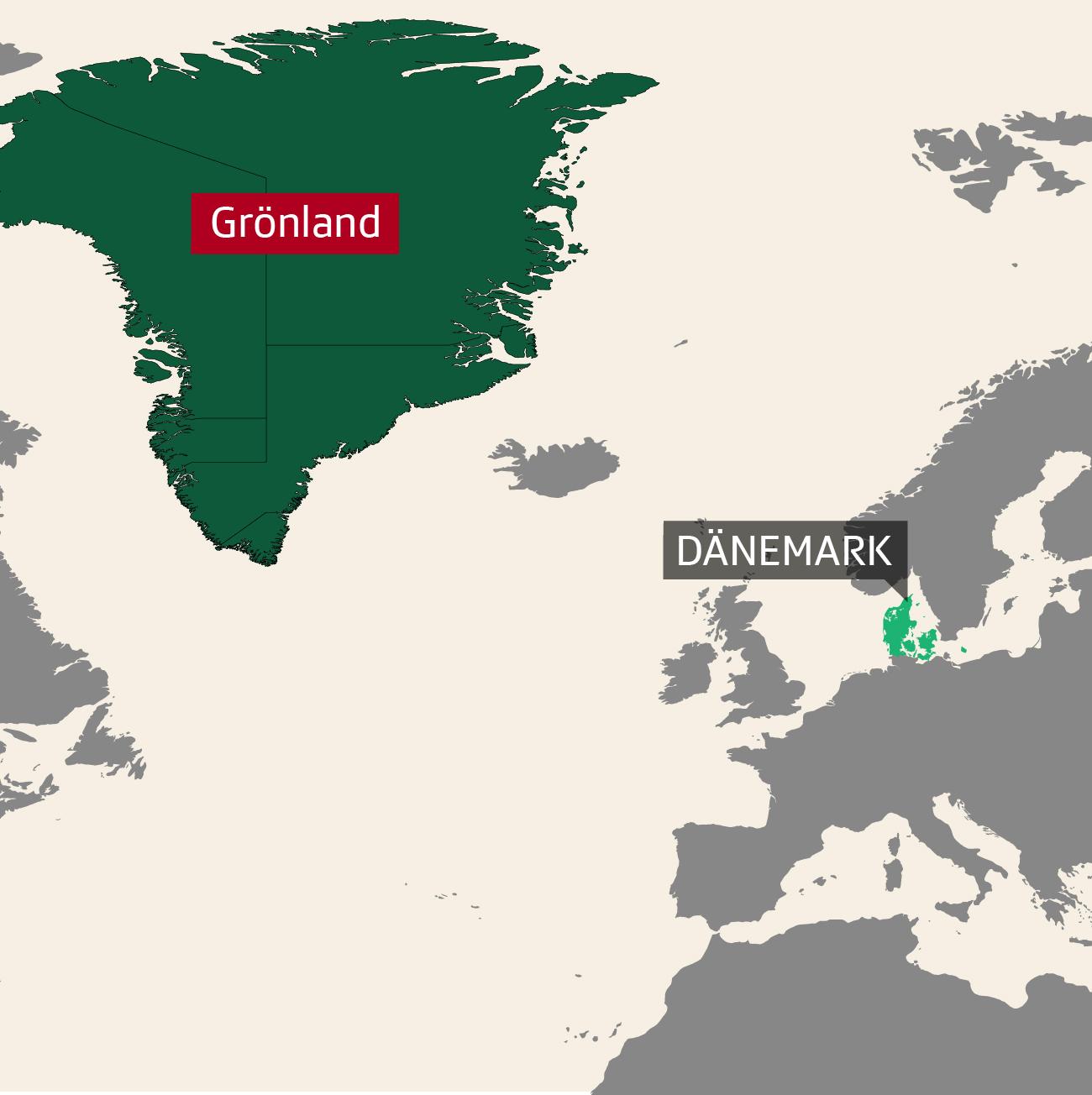 Separatisten Grönland