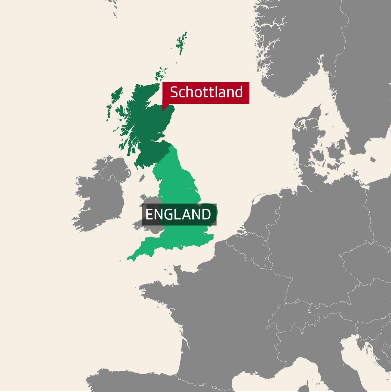 Separatisten Schottland