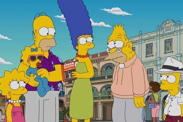 Zur Detailseite von Die Simpsons
