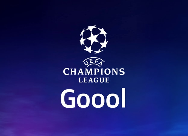 Champions League – Goool