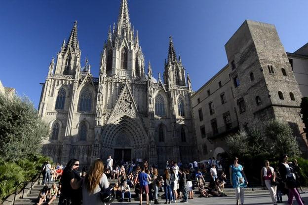 Zur Detailseite von Quer durch Barcelona