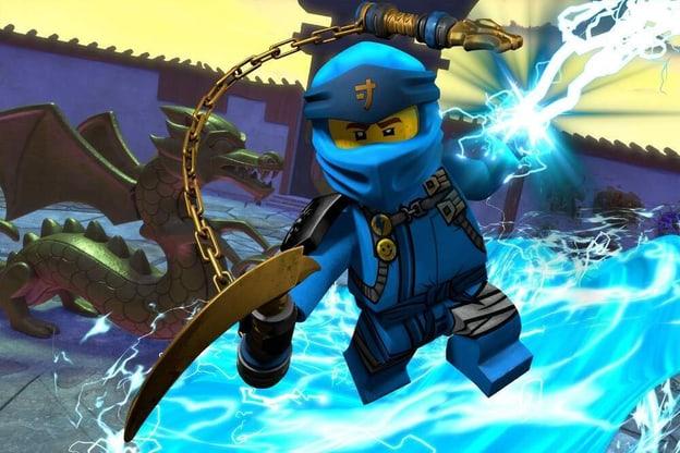 Zur Detailseite von Ninjago - Verbotenes Spinjitzu