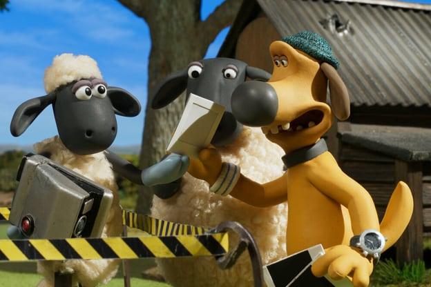 Zur Detailseite von Shaun, das Schaf