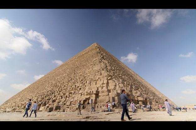 Zur Detailseite von Auf den Spuren der Cheops-Pyramide