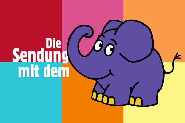 Zur Detailseite von Die Sendung mit dem Elefanten