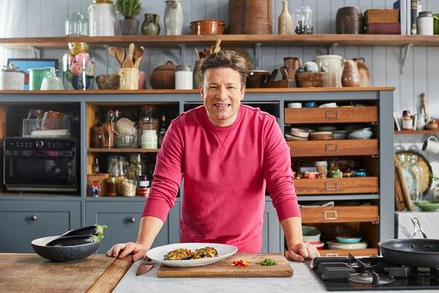 Zur Detailseite von Jamies 5-Zutaten-Küche