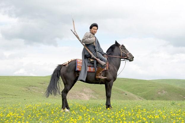 Zur Detailseite von Tibet - Ritoma, ein Dorf im Basketballfieber