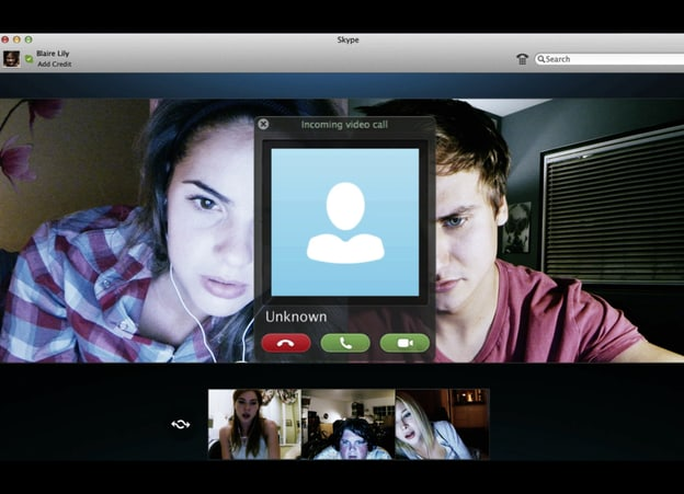 Unfriended – Unknown User