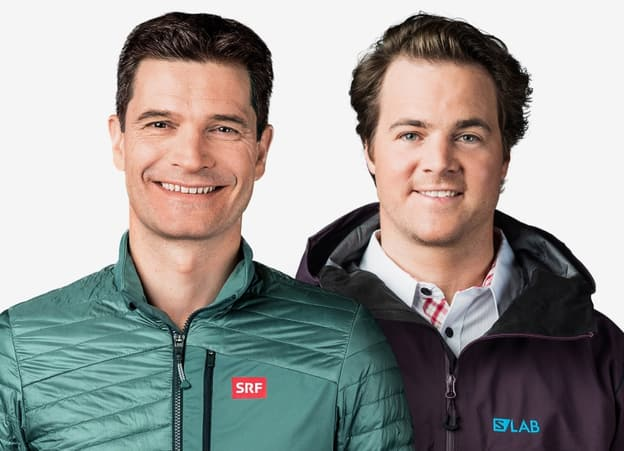 Ski alpin Männer, Slalom, Teilaufzeichnung