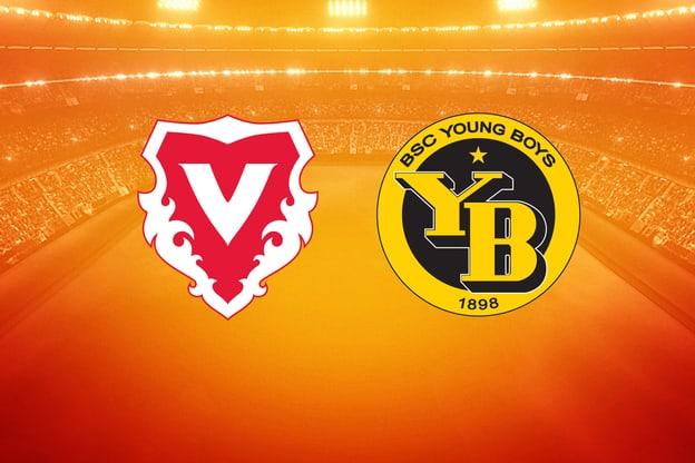 Fussball – Super League 15. Runde, Vaduz - Young Boys