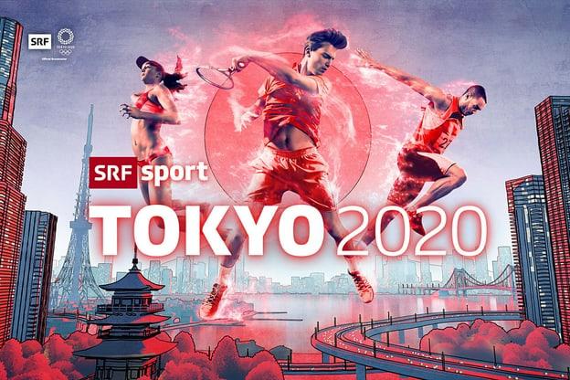 Zur Detailseite von Olympia – Tokyo live - Schlussfeier